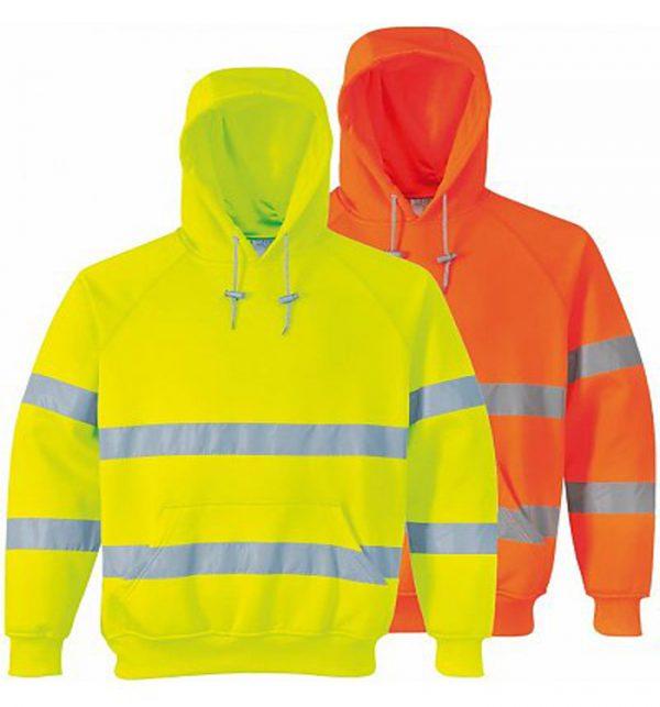 portwest-b304-hi-vis-hoody-oranje-of-geel