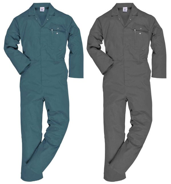 0014501_portwest-classic-standard-boilersuit-coverall-c802-green-grey