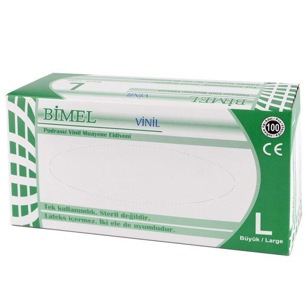 Bimel Vinyl gloves